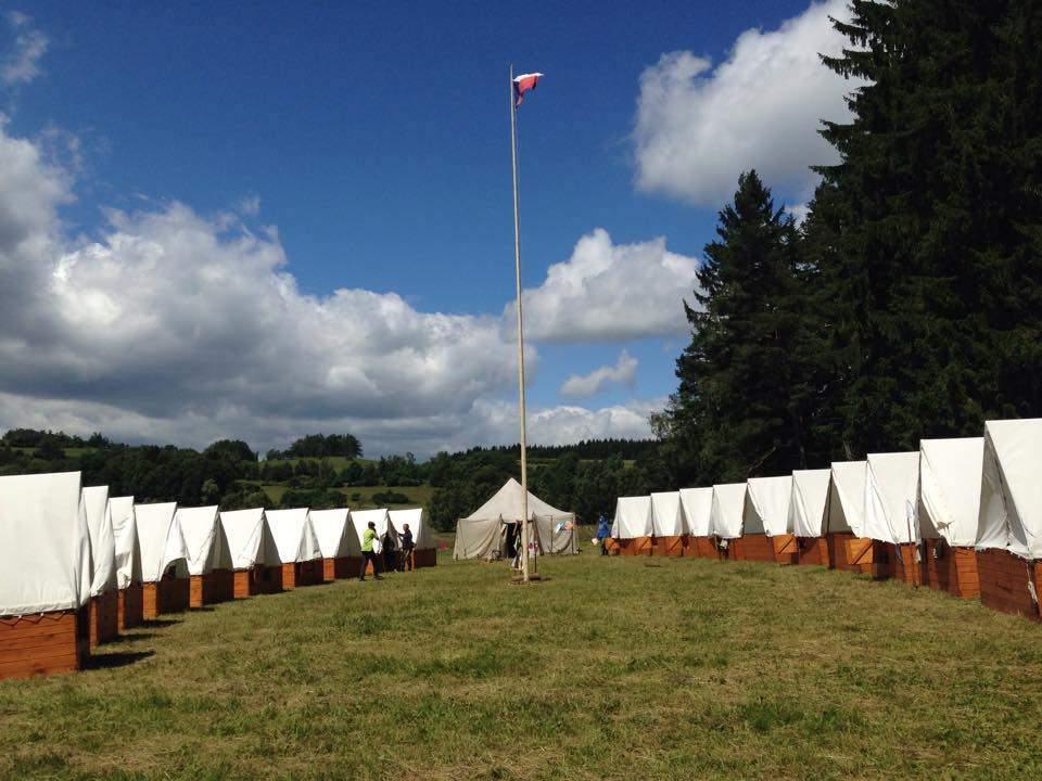 Tábor In Vestigio 2016